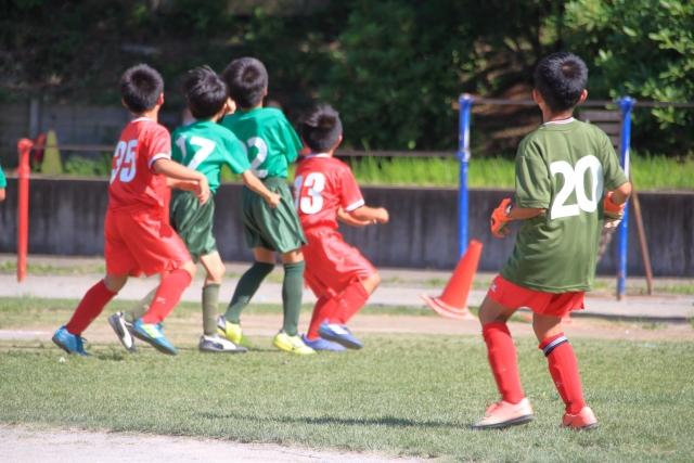 サッカーのオフ・ザ・ボールの基本の動き方・体の使い方を徹底解説