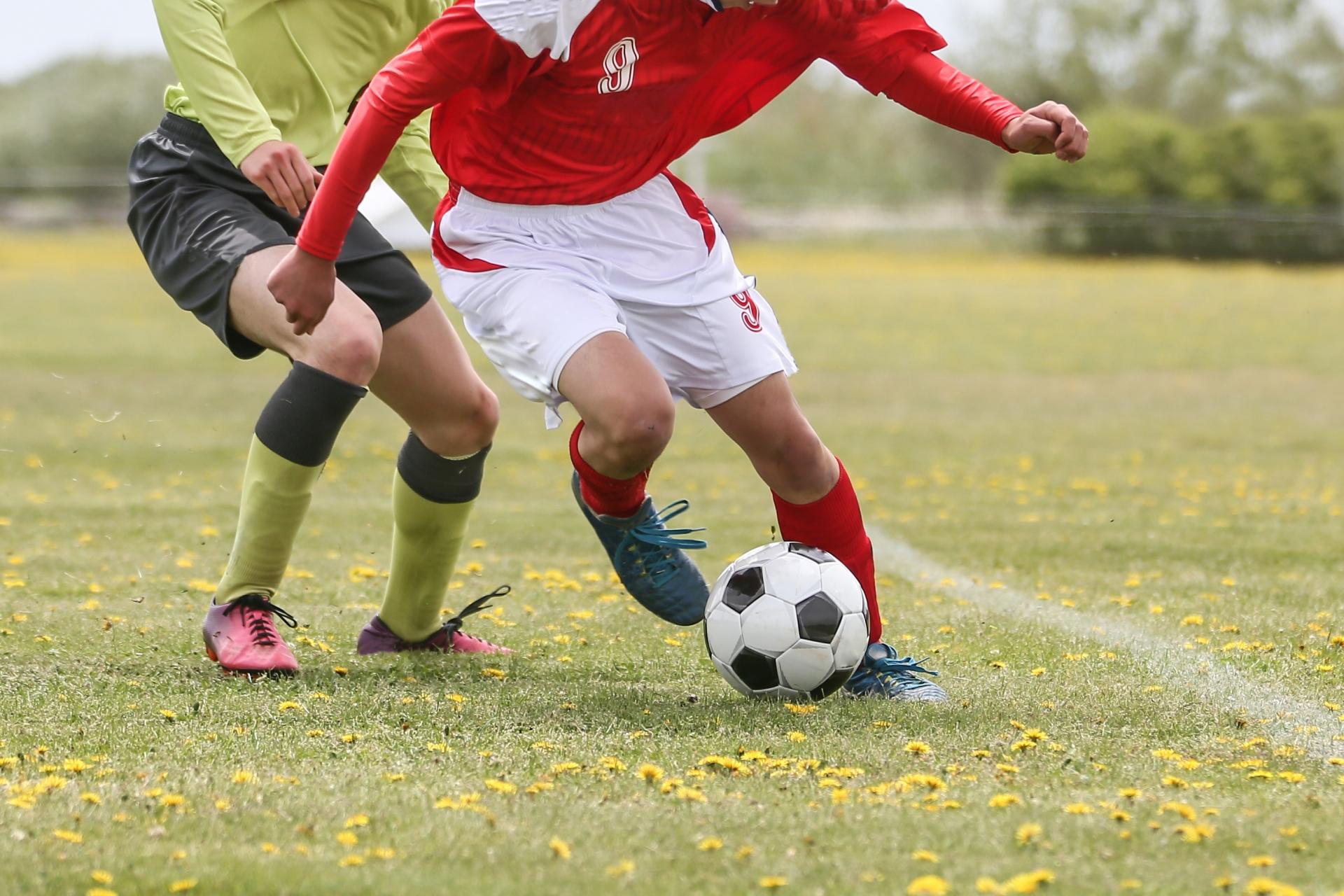 サッカーの技術向上に必要なポイント。5つの練習方法を紹介します